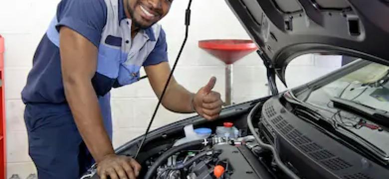 Illustration Réparateur automobile