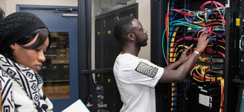 Illustration Télécommunications et réseaux